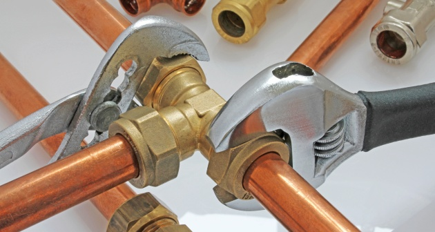 Re-piping services